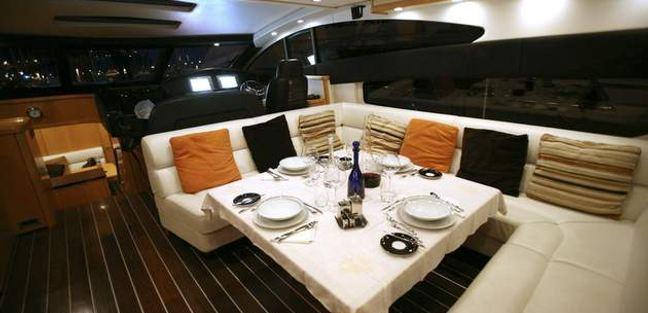 Luxury Charter Yacht - 5