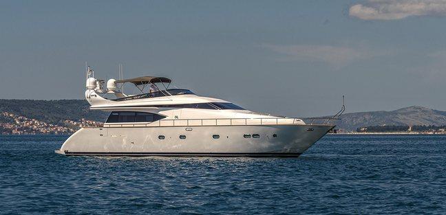 Hope I Charter Yacht