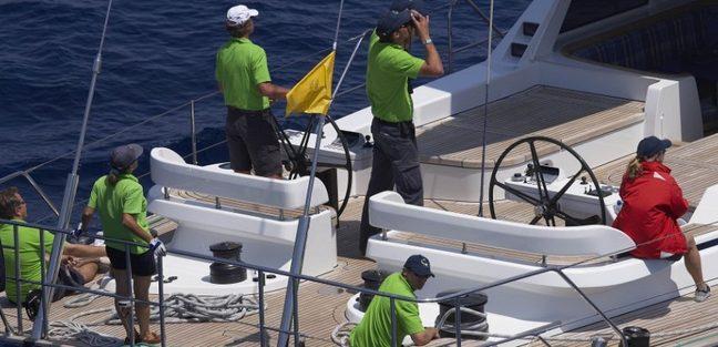 La Joie De Mar Charter Yacht - 3