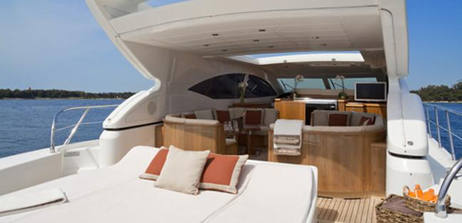 Outside Edge IV Charter Yacht - 4