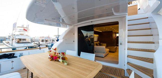Maiora 70 Charter Yacht - 2