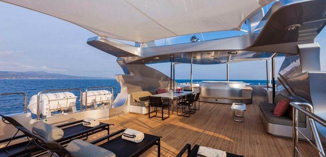 Panthera Charter Yacht - 2