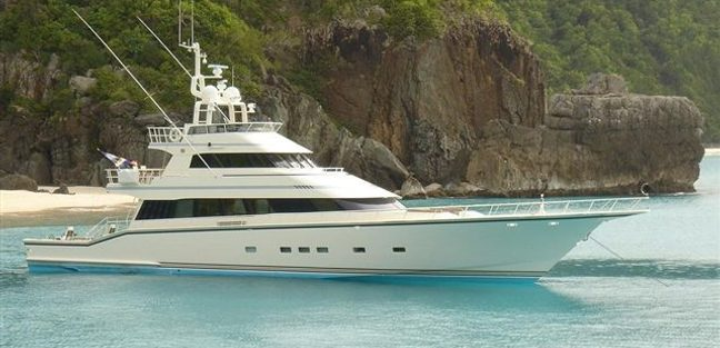 Tempo Reale Charter Yacht