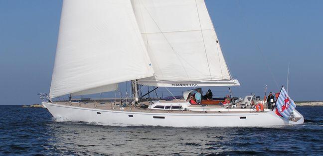 Django Too Charter Yacht