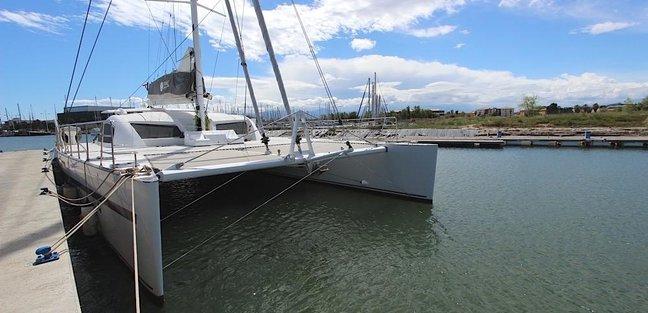 Catana 82 Charter Yacht