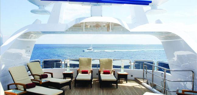 Diamonds Are Forever Charter Yacht - 6
