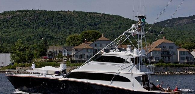 Patsea VII Charter Yacht - 4