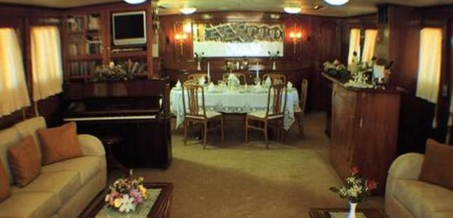 Eliki Charter Yacht - 6