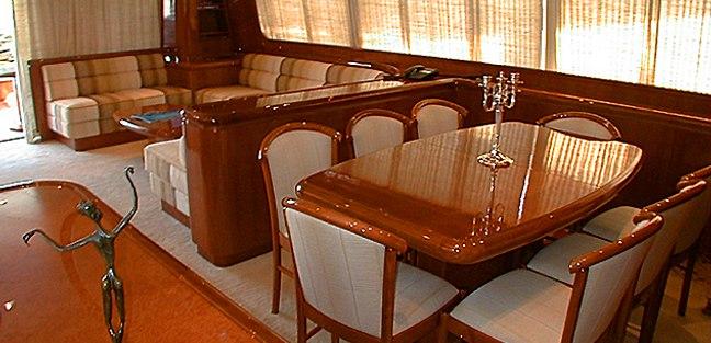 Mandalau Charter Yacht - 3