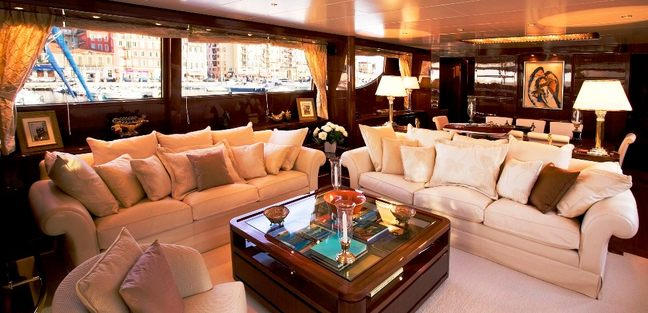 Titan II of London Charter Yacht - 4