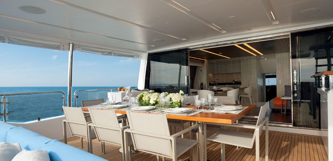 My Paradis Charter Yacht - 4