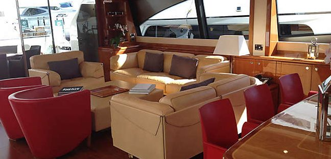 Cinque Mare Charter Yacht - 7