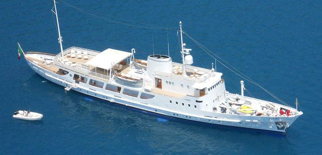 Dionea Charter Yacht