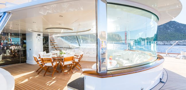 Q Charter Yacht - 4