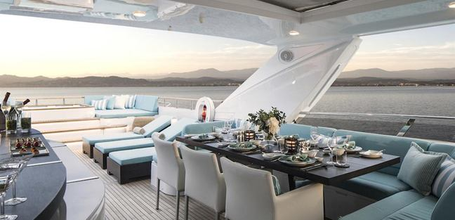 Cristobal Charter Yacht - 4