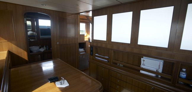 Trixie Charter Yacht - 2