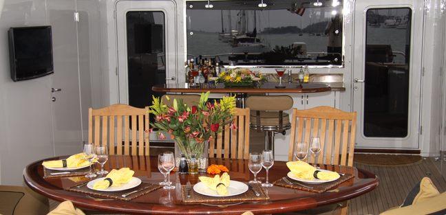 Empire Sea Charter Yacht - 5