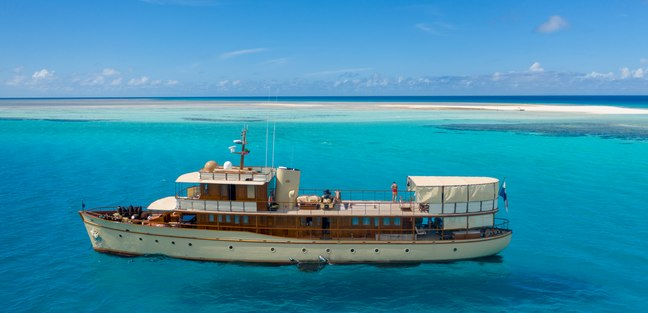 Over The Rainbow Charter Yacht