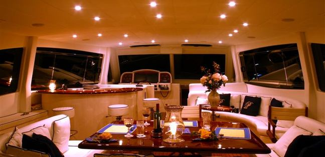 Crazy Love Charter Yacht - 3