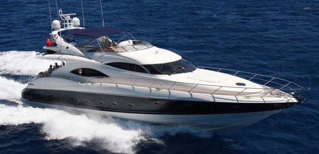 Fourteen Charter Yacht
