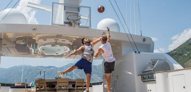 Skyfall Charter Yacht - 3