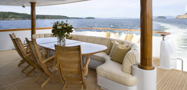 After Eight Charter Yacht - 5
