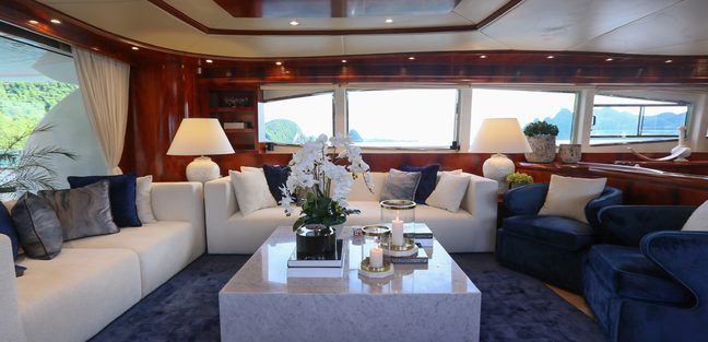 Blosson Charter Yacht - 6