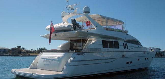 Princess 25m Charter Yacht
