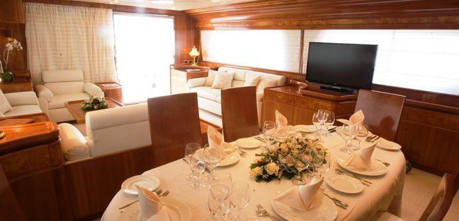Karyatis Charter Yacht - 5