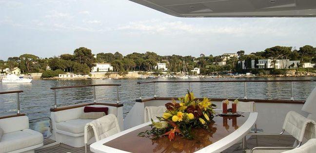 Mabruk II Charter Yacht - 4