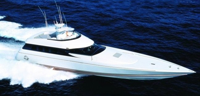 Gentry Eagle Charter Yacht