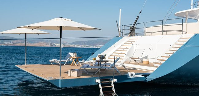 All About U 2 Charter Yacht - 4
