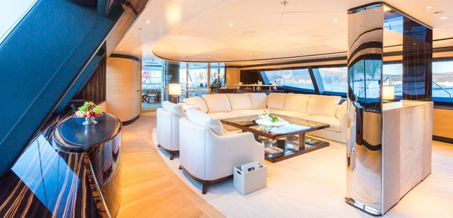 Q Charter Yacht - 7