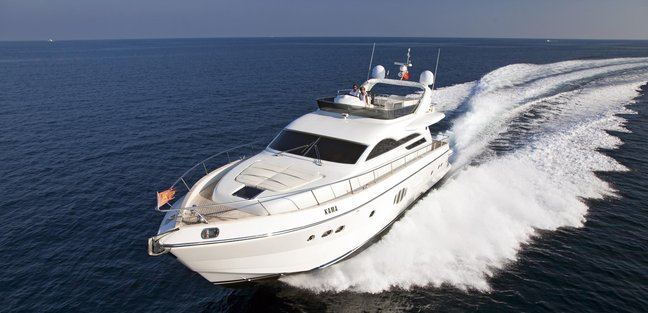 KAMA Charter Yacht - 3