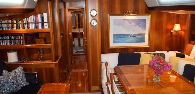 Luna Danns Charter Yacht - 5