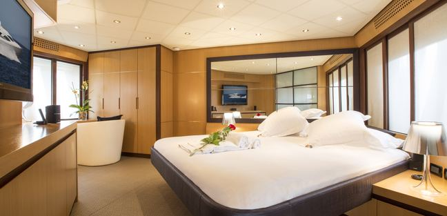 Tiger Lily of London Charter Yacht - 8