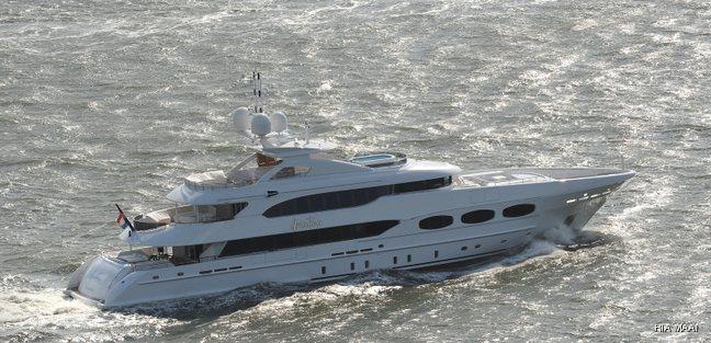 Crystalady Charter Yacht - 2