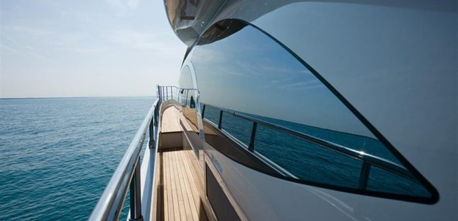 Own the Night Charter Yacht - 4