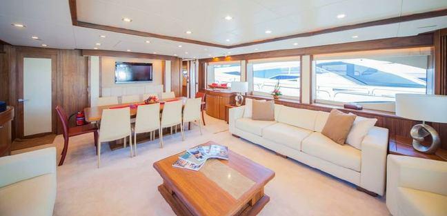 Aleksandria England Charter Yacht - 7