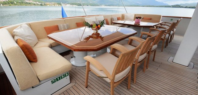 Ladyship Charter Yacht - 4