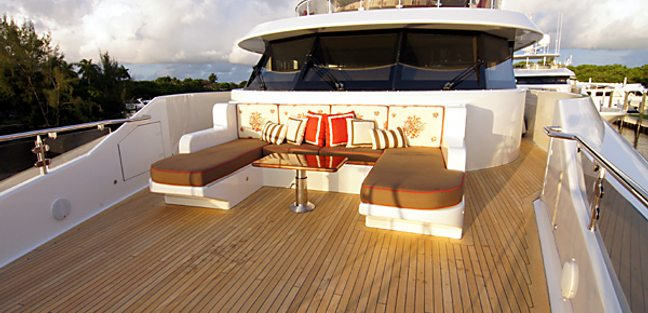 Milk Money  Charter Yacht - 2