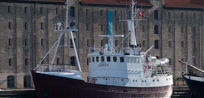 Arctic Janus Charter Yacht
