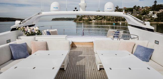 Mohasuwei Charter Yacht - 2