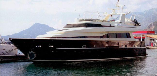 Polina Charter Yacht