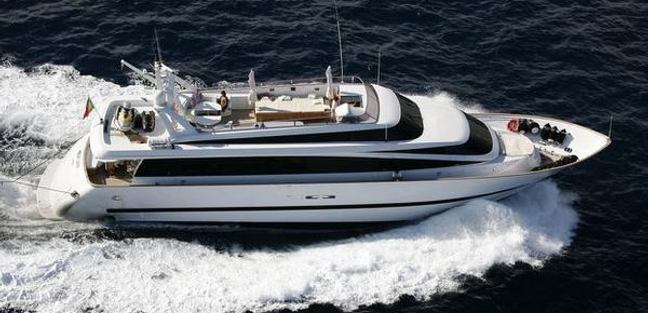 Chamade Charter Yacht - 3