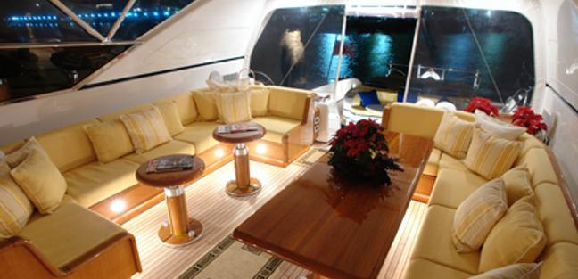 Pepper XIII Charter Yacht - 4