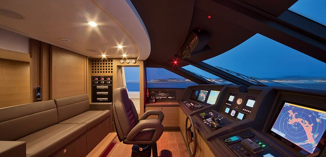 Thalyssa Charter Yacht - 4