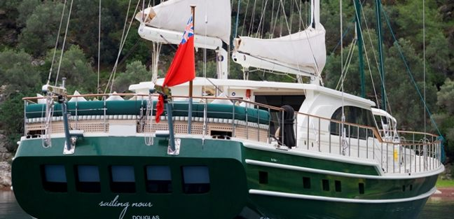 Sailing Nour Charter Yacht - 5