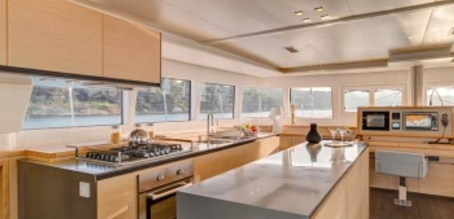 Tiger Lily Charter Yacht - 4