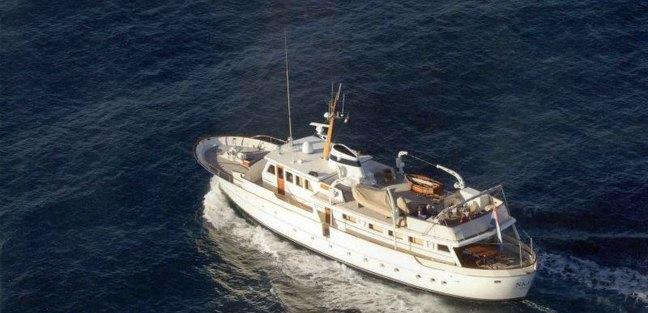Cape Fane Charter Yacht - 3
